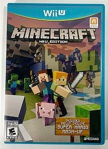Minecraft Original - Wii U