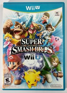 Jogo Super Smash Bros Original - Wii U