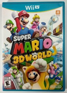 Super Mario 3D World Original - Wii U