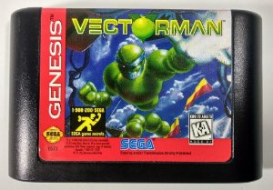 Vectorman Original - Mega Drive