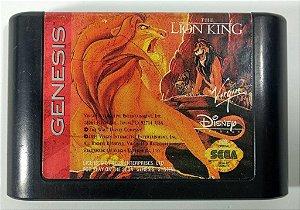 Rei Leão Original - Mega Drive
