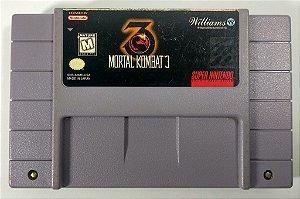 Mortal Kombat 3 Original - SNES
