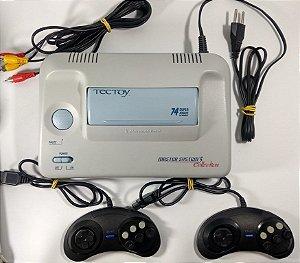 Master System 3 Collection 74 jogos na memória