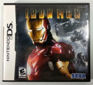 Iron Man Original - DS