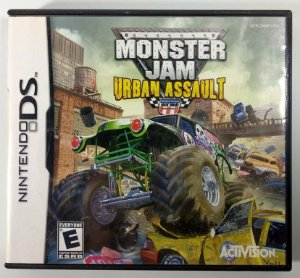 Monster Jam Urban Assault Original - DS