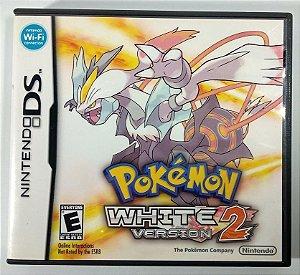 Pokemon White Version 2 Original - DS