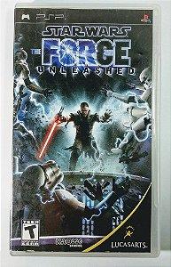 Star Wars Force Unleashed Original - PSP