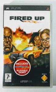 Fired Up Original [EUROPEU] - PSP