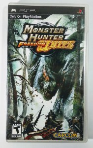 Monster Hunter Freedom Unite Original - PSP