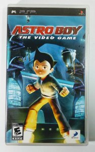 Astro Boy the video game Original - PSP