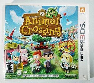 Animal Crossing New Leaf Original - 3DS