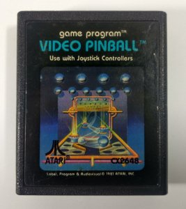 Video Pinball Original - Atari