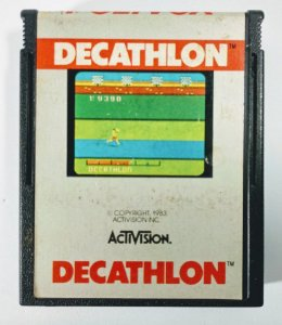 Decathlon Original - Atari
