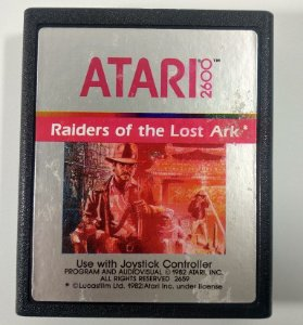 Raiders of the Lost Ark Original - Atari