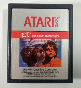E.T the Extra-terrestrial - Original - Atari