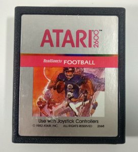 Real Sports Football Original - Atari