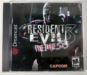 Resident Evil 3 [REPLICA] - Dreamcast
