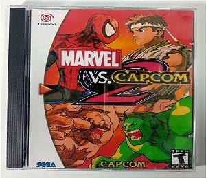 Marvel vs Capcom 2 [REPLICA] - Dreamcast