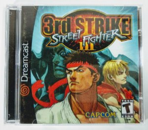 Street Fighter III 3rd Strike [REPLICA] - Dreamcast