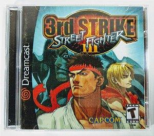 Street Fighter III 3rd Strike [REPLICA] - Dreamcast