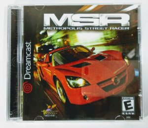 MSR [REPLICA] - Dreamcast