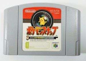 Pokemon Snap Original [Japonês] - N64