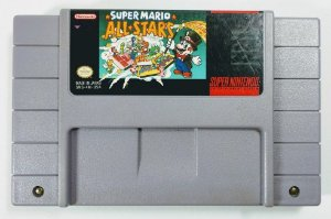Jogo Super Mario All Stars Original - SNES