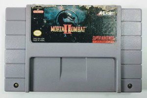 Mortal Kombat 2 Original - SNES