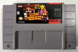 Super Mario RPG Original - SNES