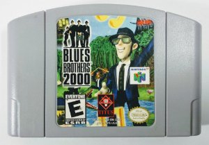 Blues Brothers 2000 Original - N64