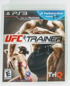 UFC Personal Trainer - PS3