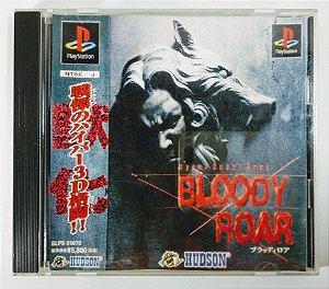 Bloody Roar Original [JAPONÊS] - PS1 ONE
