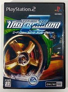 Need For Speed Underground 2 Original [JAPONÊS] - PS2