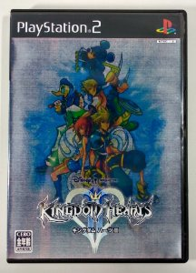Kingdom Hearts 2 Original [JAPONÊS] - PS2