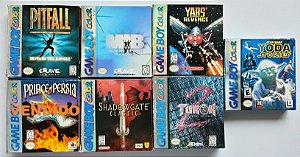Jogos Originais (cada) - Game Boy