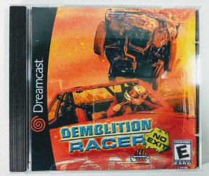 Demolition Racer no Exit [REPLICA] - Dreamcast
