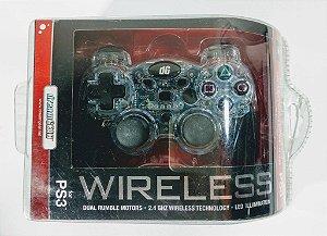 Controle sem fio Dreamgear - PS3