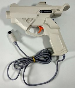 Pistola Original [JAPONÊS] - Dreamcast