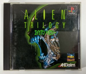 Alien Trilogy Original [JAPONÊS] - PS1 ONE
