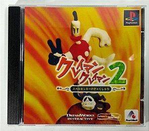Klaymen Klaymen 2 Original [JAPONÊS] - PS1 ONE