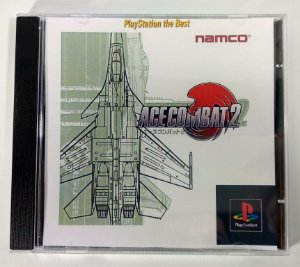 Ace Combat 2 Original [JAPONÊS] - PS1 ONE