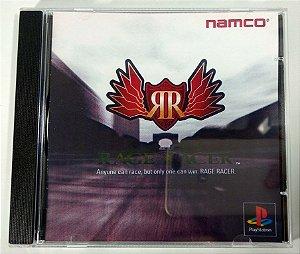 Rage Racer Original [JAPONÊS] - PS1 ONE