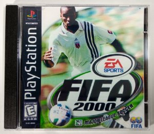 Fifa 2000 Original - PS1 ONE