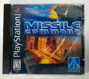 Missile Command Original - PS1 ONE