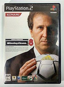 Winning Eleven 8 Original [JAPONÊS] - PS2