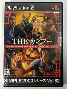 Simple 2000 Series Vol. 82: The Kung Fu [JAPONÊS] - PS2