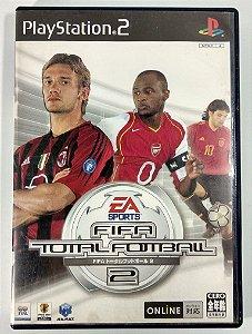 Fifa Total Fotball 2 Original [JAPONÊS] - PS2