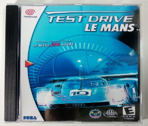 Test Drive Le Mans [REPLICA] - Dreamcast