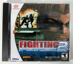 Fighting Force 2 [REPLICA] - Dreamcast