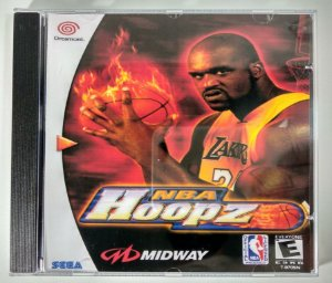 NBA Hoopz [REPLICA] - Dreamcast